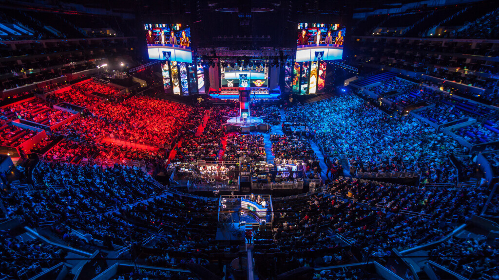 story and story esport gaming marketing