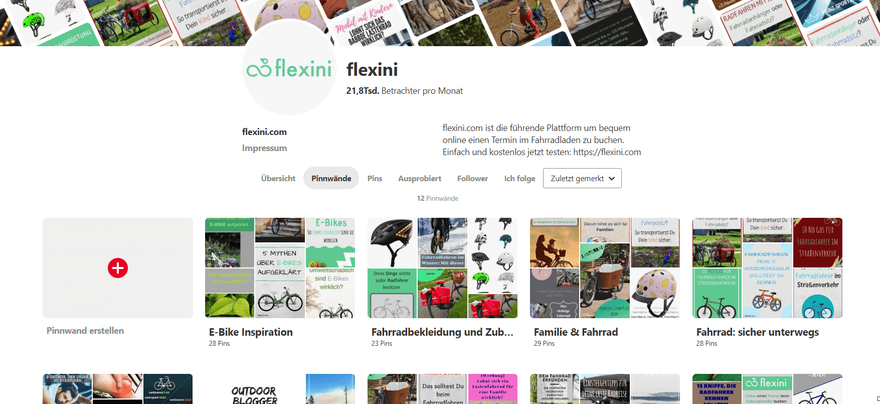 flexini pinterest