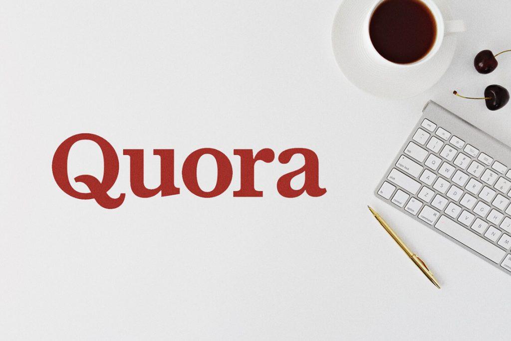 Marketing auf Quora