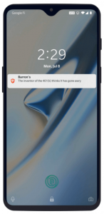 brave ads push android